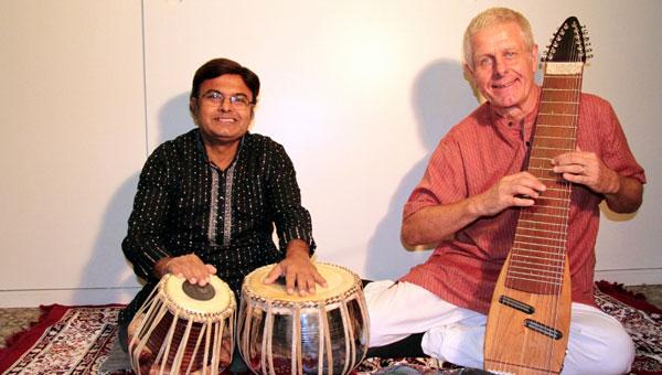 21 mai | Concert musique indienne tablas, tiptar et voix