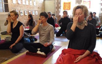 17 oct | Atelier initiation au Pranayama avec Neda