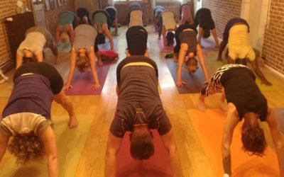 18 oct | Matinée yoga pratique complète avec Neda
