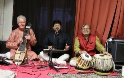 18 nov | Concert musique indienne:  tablas, chant et tiptar