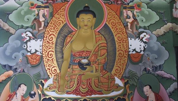 15 déc | Conférence: «Bouddhisme et recherche de la lumière» avec Jean-Jacques Derosiaux