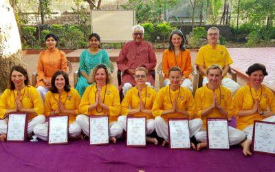 Jan-Dec 2022 Formation prof de Yoga Traditionnel à Lille