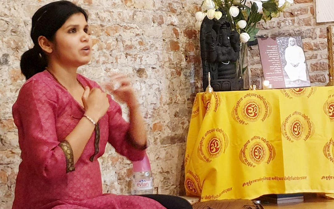 12 jan   Atelier Yoga avec Jyoti Soni de Kavailaydham