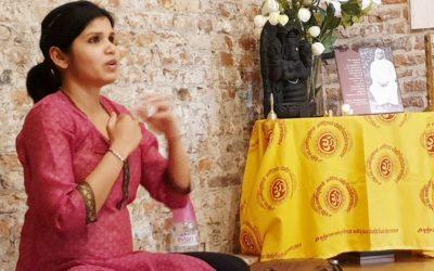 12 jan | Atelier Yoga avec Jyoti Soni de Kavailaydham