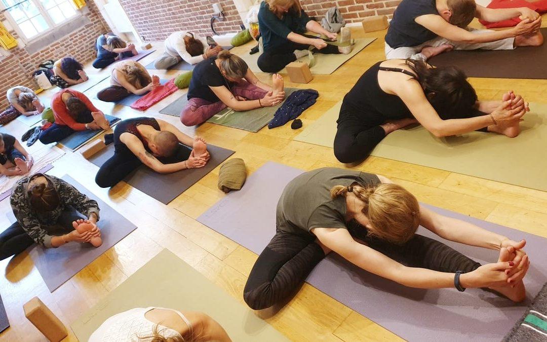 30 mai   Matinée yoga en ligne pratique complète avec Neda