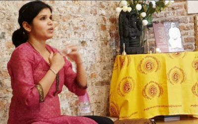 24 oct 2021 Atelier Yoga avec Jyoti Soni en ligne